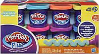 Hабор пластилина из 8-ми банок Play-Doh (A1206)
