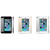 New Apple iPhone 5s Space Gray/Silver/Gold 16Gb Neverlock - Оригинал (Ref.) Запечатаная коробка!