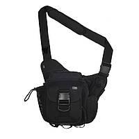 Сумка на плече EveryDay Carry Bag Black M-TAC