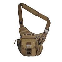 Сумка на плече EveryDay Carry Bag Coyote M-TAC