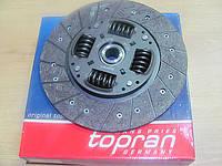 Диск сцепления на Renault Trafic  2001->  1.9dCi  —  Topran (Германия) - HP207 106