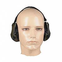 Навушники захисні активні Tactical 6S Olive M-TAC