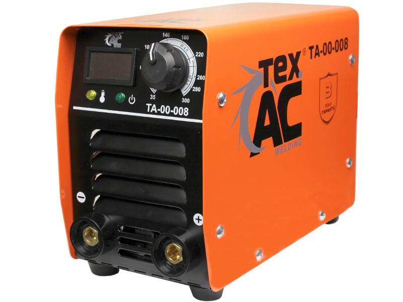 Сварочный инвертор TexAC 300 TA-00-008(Дисплей)