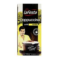Капучино LaFesta Vanilla 125g (10 стиков)