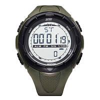 Армейские и тактические часы / Годинник 1025 Olive Skmei