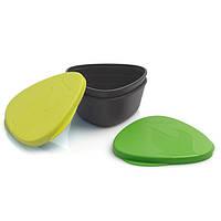 Набір туристичний SnapBox 2-pack Lime/Green Light My Fire
