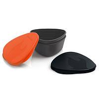 Набір туристичний SnapBox 2-pack Orange/Black Light My Fire