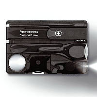 Набір SwissCard Lite чорний Victorinox
