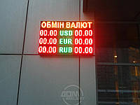 Обмен валют  960х960 мм
