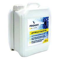 РН-Минус жидкий (соляная кислота 10%), 20 л
