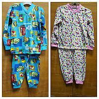 Детские пижамы трикотаж