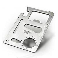 Мультиінструмент для виживання Mil-Tec, фото 1