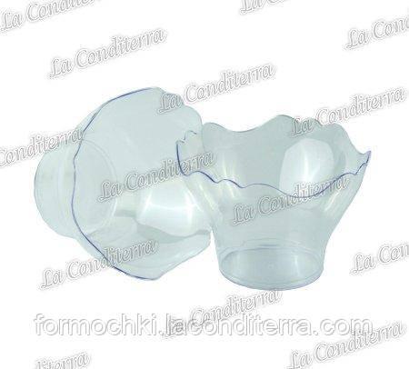 Пластиковый прозрачный стакан «Prego» 011100 (90 мл)