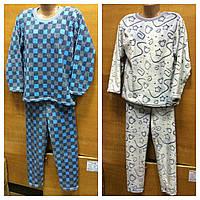 Пижамы детские махровые