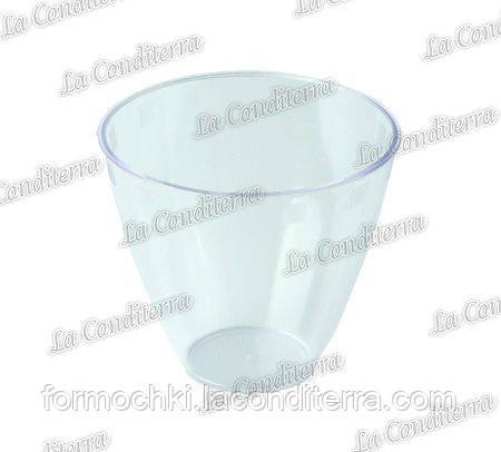 Круглый прозрачный стакан «Apollo» 428 (120 мл)