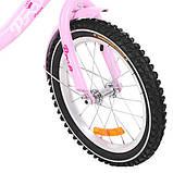 """Велосипед дитячий Profi G1813 Princess 18""""., фото 3"""