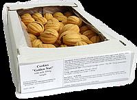 """Печиво """"Золотий горішок"""" з вареним згущеним молоком (ДСТУ) (1 кг)"""