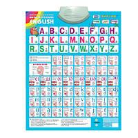 Говорящая азбука ЗНАТОК Английский язык (REW-K006)