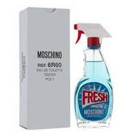 Тестер женской туалетной воды Moschino Fresh Couture ( Москино Фреш Кутюр) 100мл