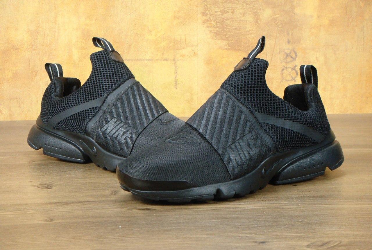 Кроссовки мужские Nike Air Presto Extreme 30371 черные