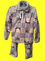 Пижамы махровые для подростков