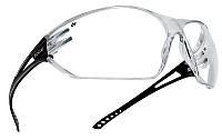 Очки тактические Bolle / Окуляри SLAM прозорі з ремінцем BOLLE