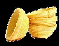 Тарталетка велика (D56 мм) пісочна 60 г/уп