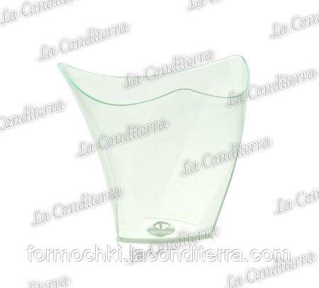 Пластиковый прозрачный стакан «Dorico» 45/2 (120 мл)