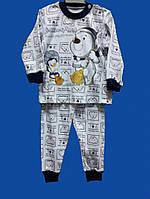 Пижама детские снеговик