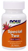 Витамины для женщин, Now Foods, Special Two, 90 tabs
