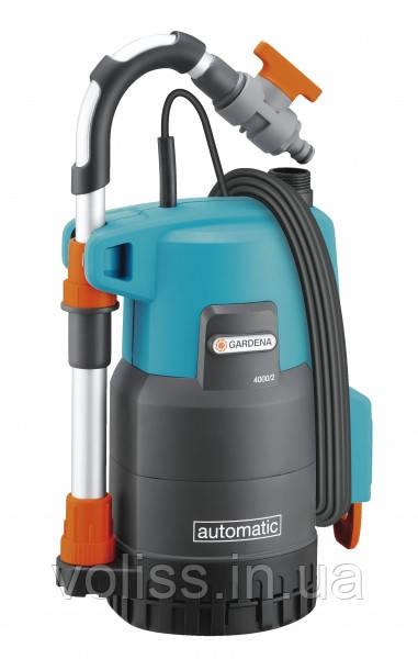 Насос для резервуаров с дождевой водой Gardena 4000/2 automatic Comfort 1742-20