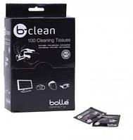 Серветки B-CLEAN BOLLE 100 шт
