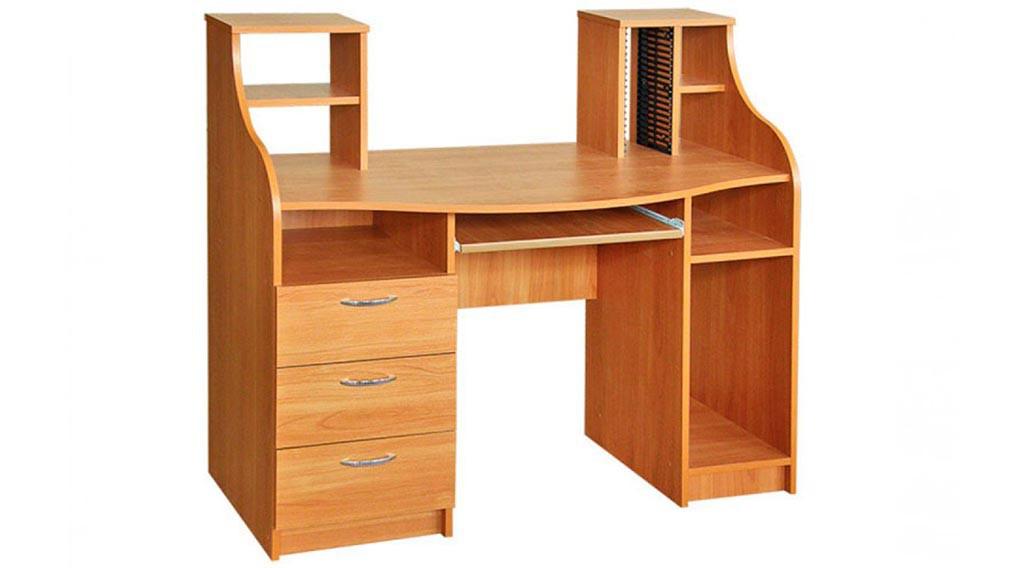 Компьютерный стол с Надстройкой Одиссей