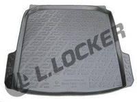 Резиновый коврик в багажник Scoda Fabia UN 01-06 Lada Locer (Локер)
