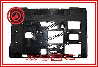 Нижняя часть (корыто) Lenovo G585 Черный Версия 3