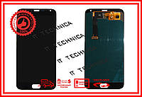 Тачскрин+матрица Meizu MX5 Черный ОРИГИНАЛ