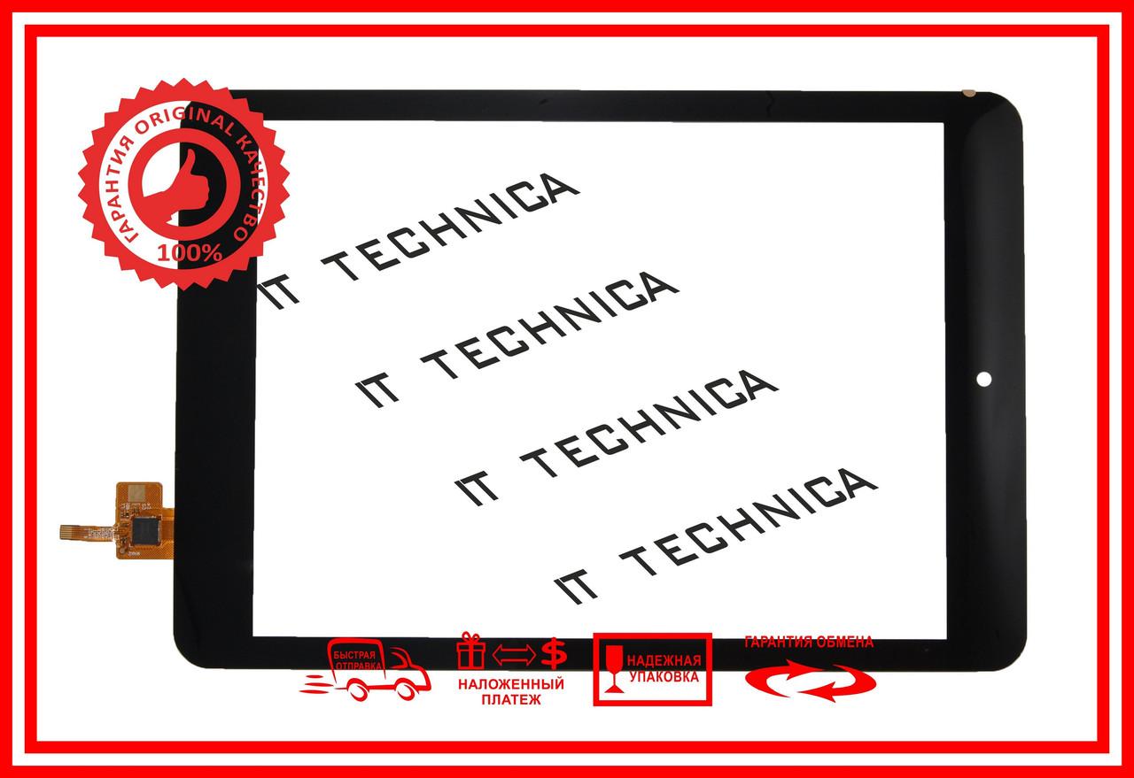 Тачскрин 199x136mm 6pin FPC-CTP-0785-008-1 Черный