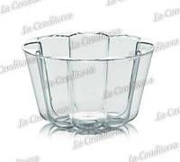 Пластиковый прозрачный стакан «Budino» 602 (170 мл)