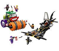 Конструктор Bela 10228 Super Heroes (Супер Герои) Паровой каток Джокера 485 дет