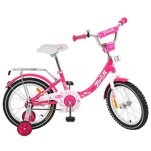 """Велосипед детский Profi G1613 Princess 16""""."""