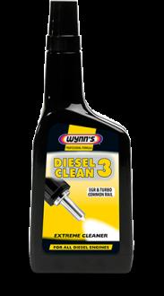 Wynn's Diesel Clean 3. W12293 Супер очиститель топливной системы дизельных бензиновых двигателей.
