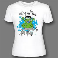 Печать оригинальных нанесений на футболки