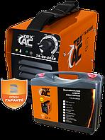 Сварочный инвертор TexAC 250 (TA-00-005K) Кейс