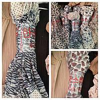 Носки тонкие капроновые цветные