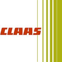 667888 Накладка ліва натягувача молотарки Claas,   667888