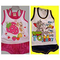 Детские костюмы летние