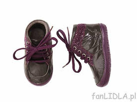 Кожаные ботинки для девочки Германия разм. 17, 18