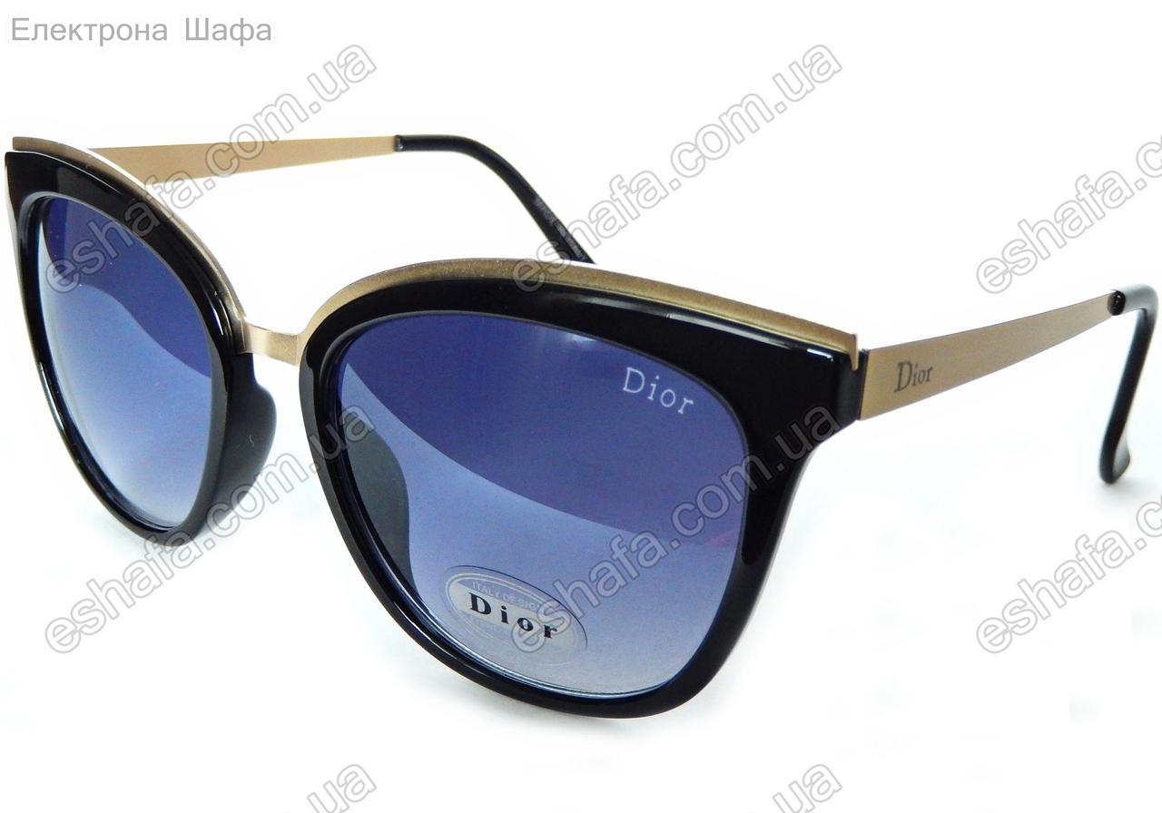 74bfeb0ba803 Женские солнцезащитные очки в стиле DIOR - Eshafa - Електрона Шафа в Киеве