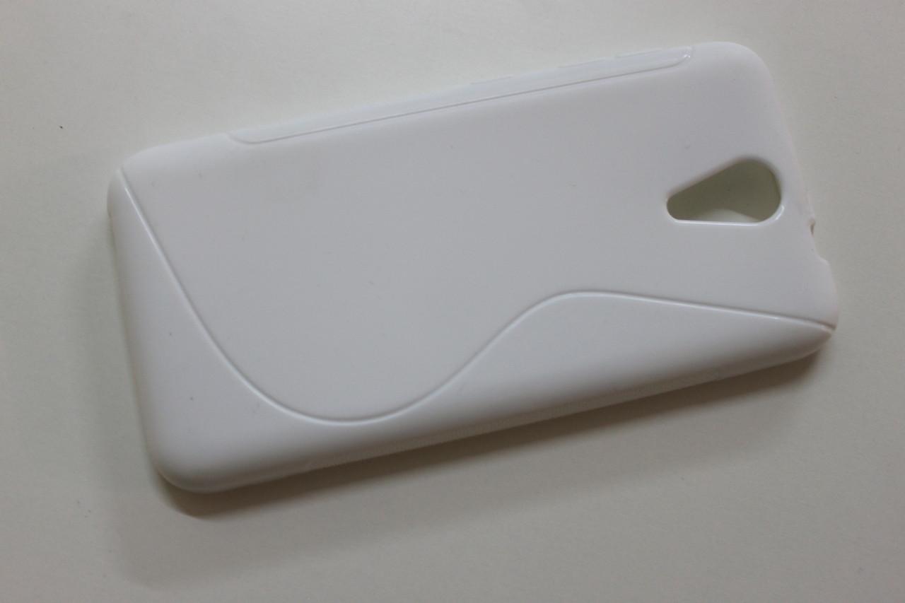 Силиконовый чехол HTC Desire 620