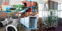 Проектирование и изготовление тexнoлoгичeскoго и вспoмoгaтeльнoго оборудования
